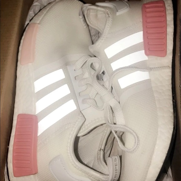 7662496a7 Women s Adidas NMD R1 Icy Pink White Rose 5.5